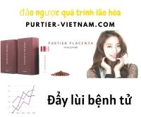 Trẻ Hóa Làn Da Với Viên Nhau Thai Hươu Purtier Placenta